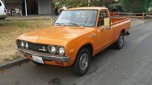 datsun pickup bangshift com rough start this 1973 datsun 620 can be your