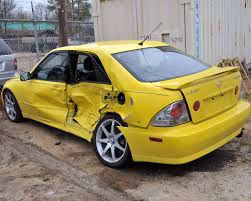 lexus is200 yellow the world u0027s best photos of crash and is300 flickr hive mind
