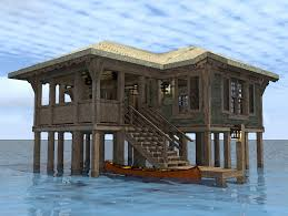 Beach House Plans On Pilings The Ultimate Getaway Cottage 44107td Architectural Designs