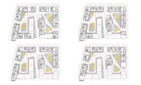 moroccan riad floor plan gallery of connecting riads residential complex aqso arquitectos 5
