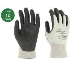 gant de protection cuisine anti coupure ansell gant de protection anti coupure hyflex outiz