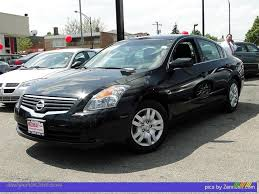 nissan altima for sale fort myers 2009 nissan altima 2 5 s in super black 475790 jax sports cars