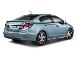 honda car models honda launches two new fuel efficient civic models