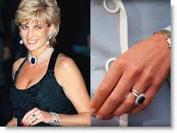 diana wedding ring of the day kate middleton s sapphire and diamond engagement