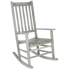 The Best Rocking Chair Amazon Com Safavieh Outdoor Living Collection Shasta Washed