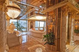 donald trump is a living mcmansion and other design catastrophes