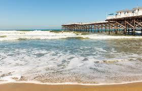 San Diego Beaches Map by Pacific Beach San Diego Ca California Beaches