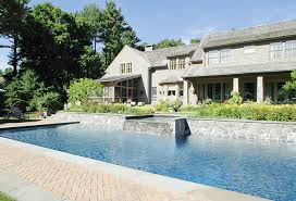 Swimming Pool Ideas For Backyard Luxury Swimming Pools Westchester County Custom Inground Pools