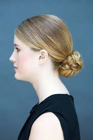 long hair style showing ears 10 easy hairstyles you can do in 10 seconds diy hairstyles