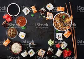 cuisine japonaise traditionnelle photo de cuisine japonaise traditionnelle image libre de droit