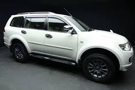 white mitsubishi sports car 2012 mitsubishi pajero sport 2 5 gt a t second hand cars in