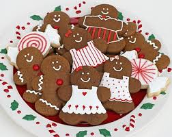 Sweet Parties} A Gingerbread Party – Glorious Treats