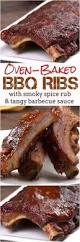 How To Cook Pork Country Style Ribs In The Oven - how to cook ribs in the oven and then grill them recette porc