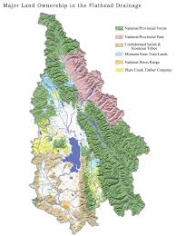 Whitefish Montana Map by Our Land U0026 Bounty Land Ownership