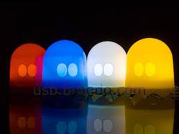 Usb Light Light Sensitive Ghost Lamp