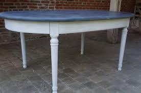 table ovale avec rallonge meubles table ovale avec rallonge brin d ouest table de salle a