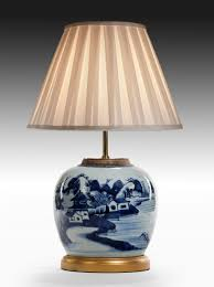 chinese ginger jar now a lamp c 1750 china from summers davis