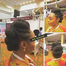 beauty africa expo 3 days 3 hair styles my way kl u0027s naturals