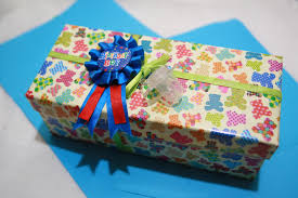 gifts for from how to wrap gifts for a baby boy 9 steps with pictures