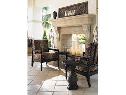 Tommy Bahama Dining Room Set Tommy Bahama Pineapple End Table Protipturbo Table Decoration