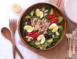 cuisine nicoise easy nicoise salad recipe popsugar fitness