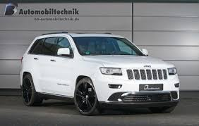 jeep srt modified b u0026b automobiltechnik tunes jeep grand cherokee crd diesel