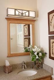 Mission Style Bathroom Lighting Mission Style Bathroom Lighting Fixtures Home Design Hay Us