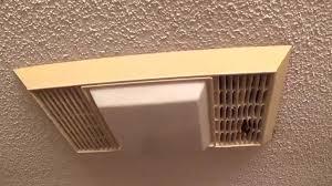 Bathroom Ceiling Heater Light Vintage Miami Carey Bathroom Exhaust Fan Heater Light