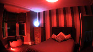 philips hue lighting with hue disco app on the ipad 05 03 16 with