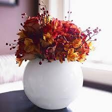 Vases For Floral Arrangements Autumn Flower Arrangements Family Circle