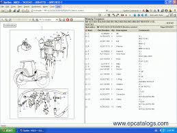massey ferguson epsilon europe 2017 spare parts catalog heavy