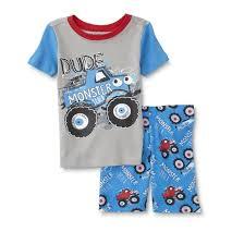 wonderkids infant u0026 toddler boys u0027 graphic pajama shirt u0026 shorts