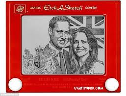 artist takes 80 hours to create prince william and kate middleton