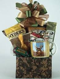fishing gift basket camouflage or fishing gift box gifty baskets and flowers