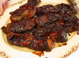 Barbecue Country Style Pork Ribs - country style pork ribs barbecue recipe best pork recipes