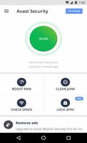 avast mobile security premium apk avast mobile security antivirus 6 7 1 apk android