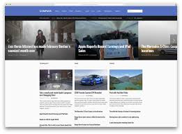 Home Design Universal Magazines 30 Amazing Magazine Wordpress Themes 2017 Colorlib