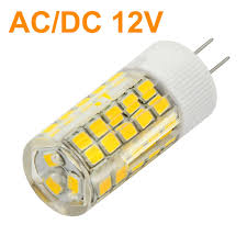 Infrared Led Light Bulb by 4pcs G4 6w Led Light 63x 2835 Smd Leds Led Bulb Lamp Ac Dc 12v In
