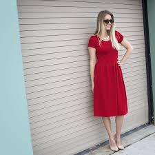 downeast dresses taking in a dress