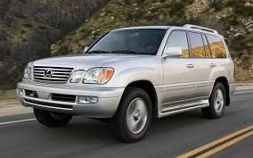 lexus cars 2006 lexus lx 2006 wallpapers and hd images car pixel