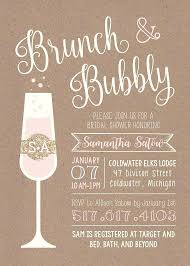 bridal brunch invitations bridal shower brunch invitations 9653 and bridesmaids luncheon