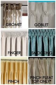 Curtain Style Whether Classic Or Modern Streamlined Or Glam Your Curtains