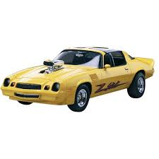 79 camaro model car revell 1 24 scale 79 camaro z 28 model kit walmart com