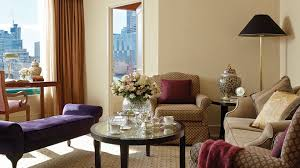 luxury single bedroom suite with private spa the langham melbourne