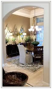 Home Decorating Mirrors by Best 25 Wall Of Mirrors Ideas On Pinterest Mirror Gallery Wall