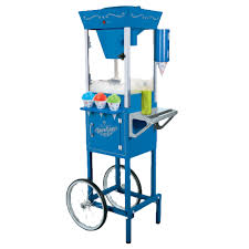 snow cone machine and cart rental concession machines