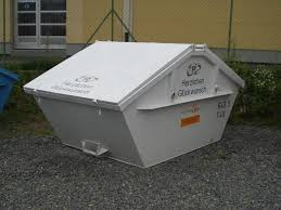 container polterabend absetzmulden fischer entsorgung