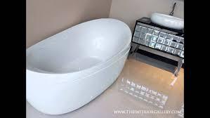 Freestanding Bath Tub Acrylic Modern Bathtub Freestanding Bathtub Soaking Tub