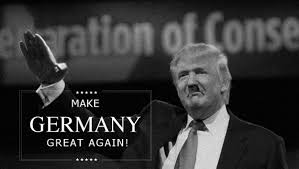 Hitler Meme Generator - fact check hitler and trump common slogans