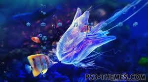 themes com ps3 themes ocean dynamic glideshow theme
